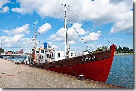 MS Wiking in Kappeln